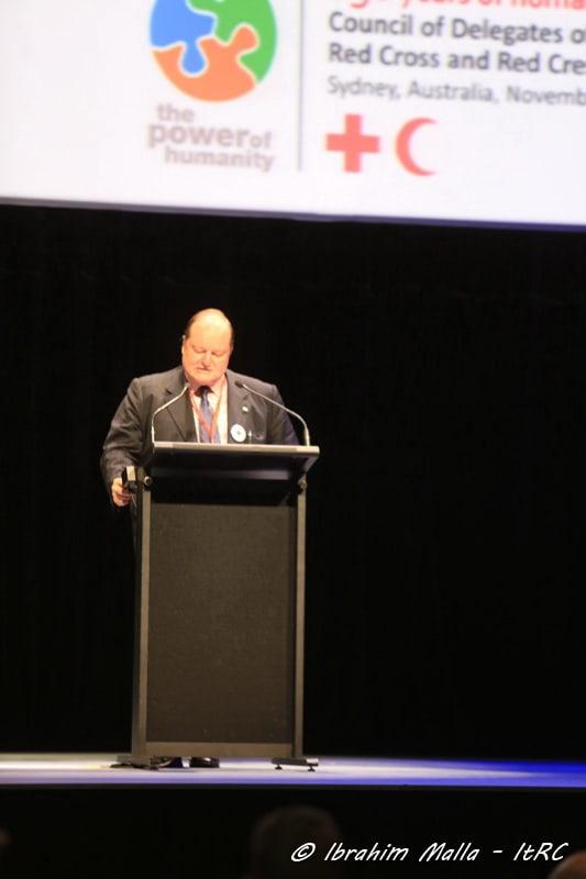 2013 - Sydney - Consiglio dei Delegati