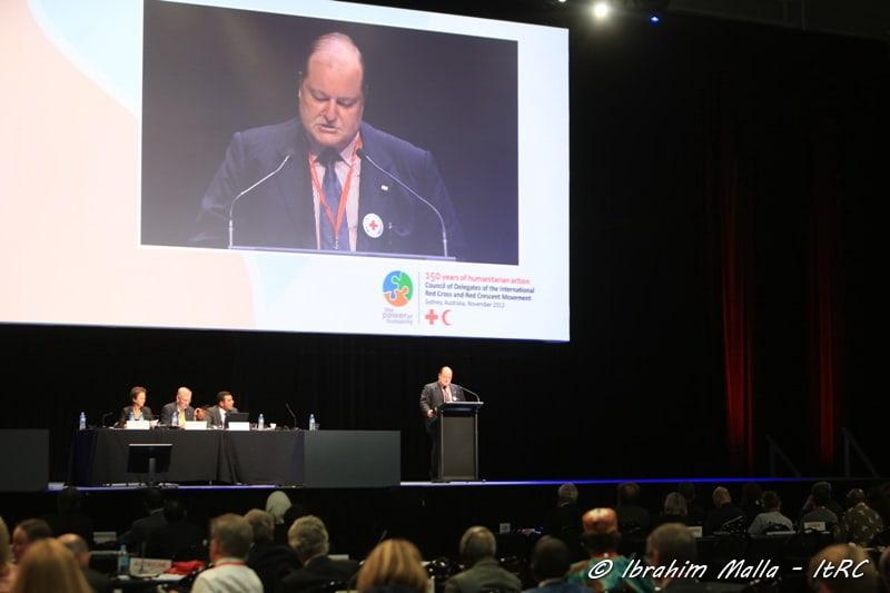 2013 - Sydney - Consiglio