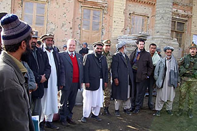 Afganistan, distribuzione di aiuti