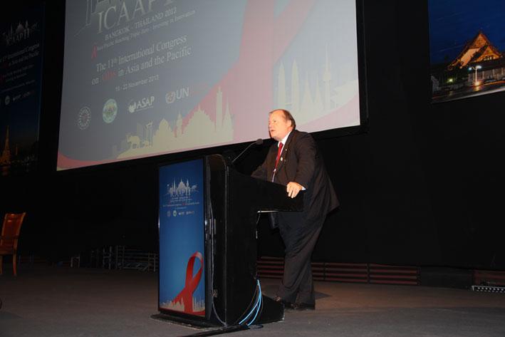 Bangkok – conferenza Asiatica su HIV:AIDS