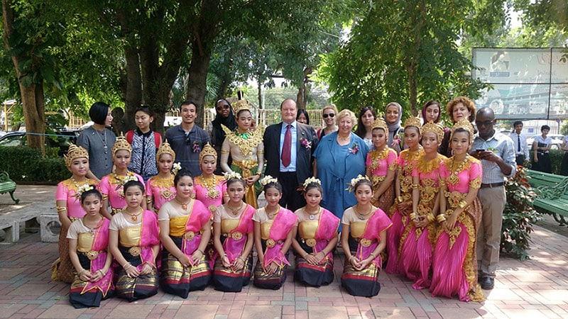 Bangkok 2015 – Riunione della Partnership on Substance Abuse