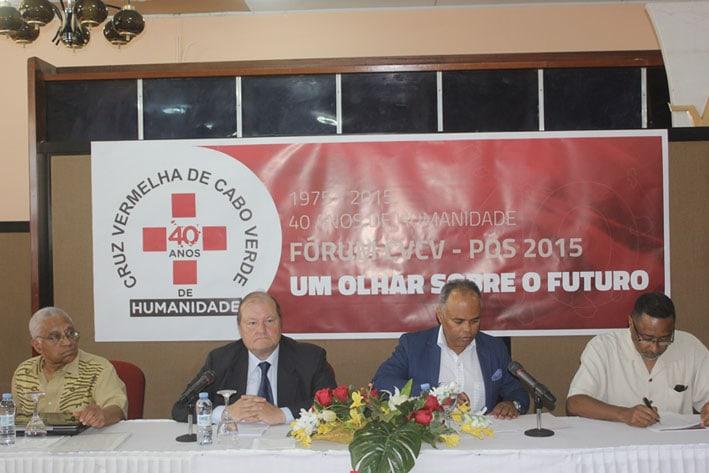 Capo Verde – 40° anniversario della locale Croce Rossa