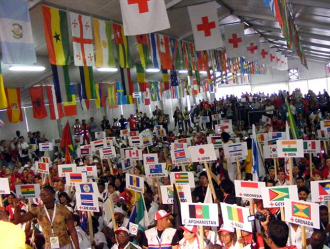 3° Consiglio Mondiale di Croce Rossa a Solferino