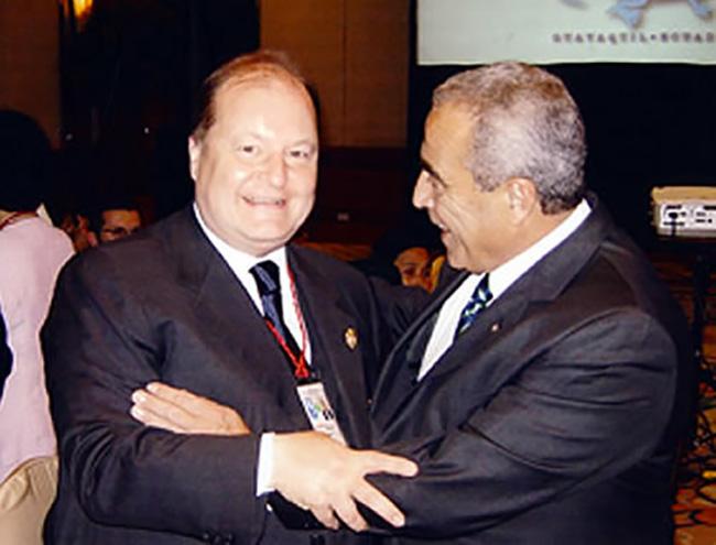 Equador, alla conferenza Interamericana con il Presidente della Croce Rossa Argentina