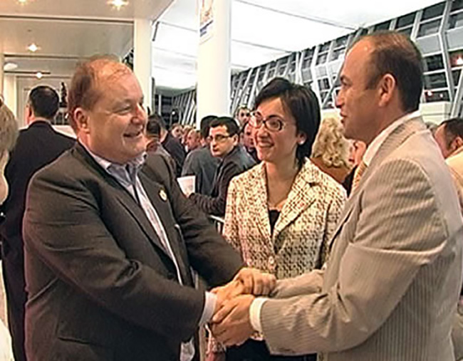 Georgia, Tiblisi con il Primo Ministro dell'Ossezia del sud
