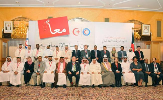 Kuwait – Incontro Società Nazionali della segreteria Araba