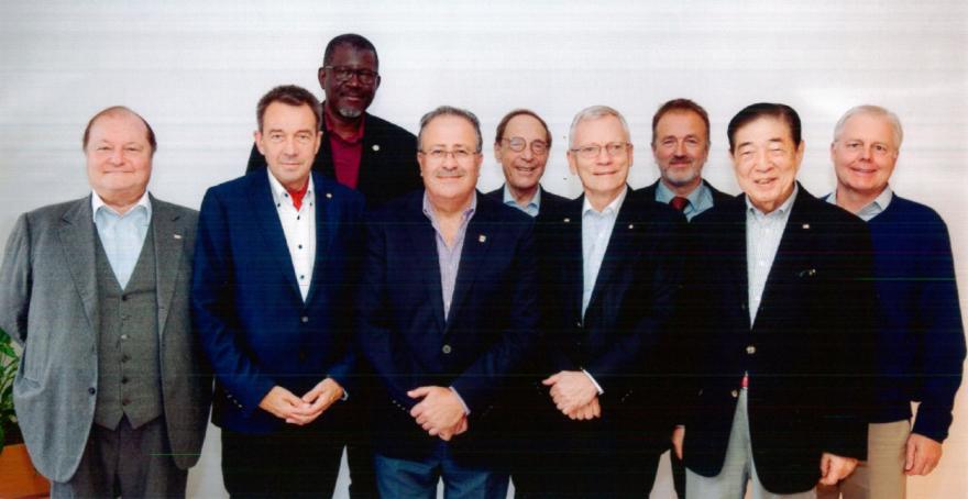 La Standing Commission alle celebrazioni del 50° anniversario dei Principi Fondamentali