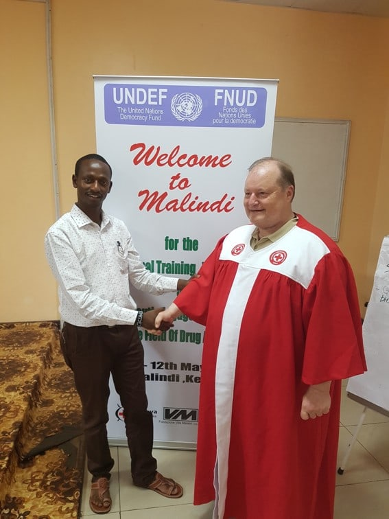 Malindi Training su harm reduction