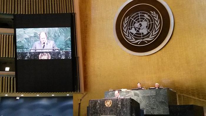 New York Sessione Speciale Droga – Assemblea Generale dellONU (UNGASS)