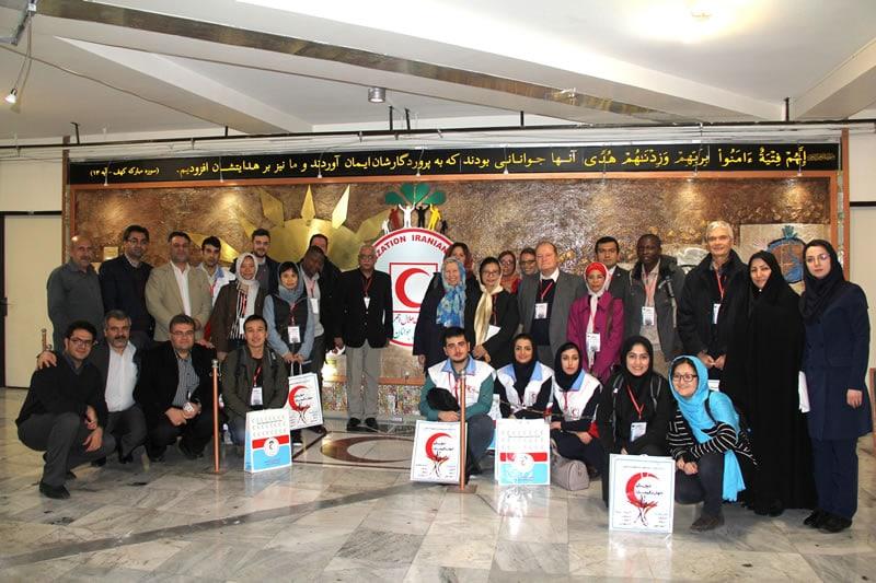 Partnership meeting Teheran