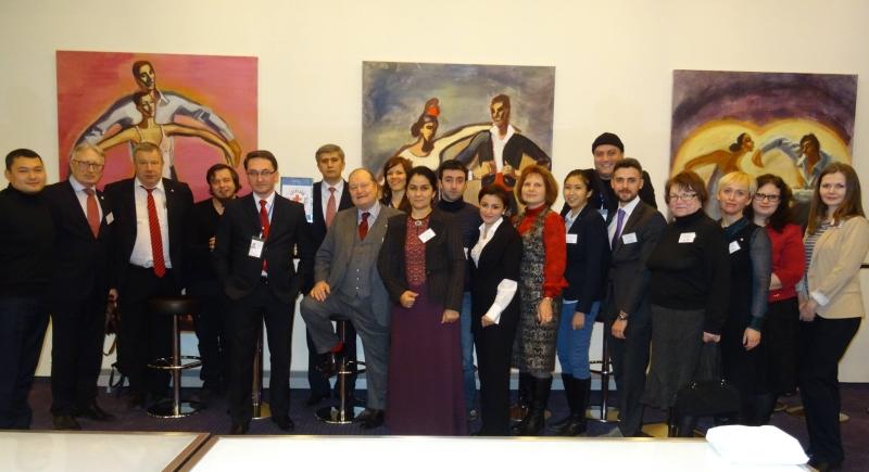 Riga – Board meeting di ERNA