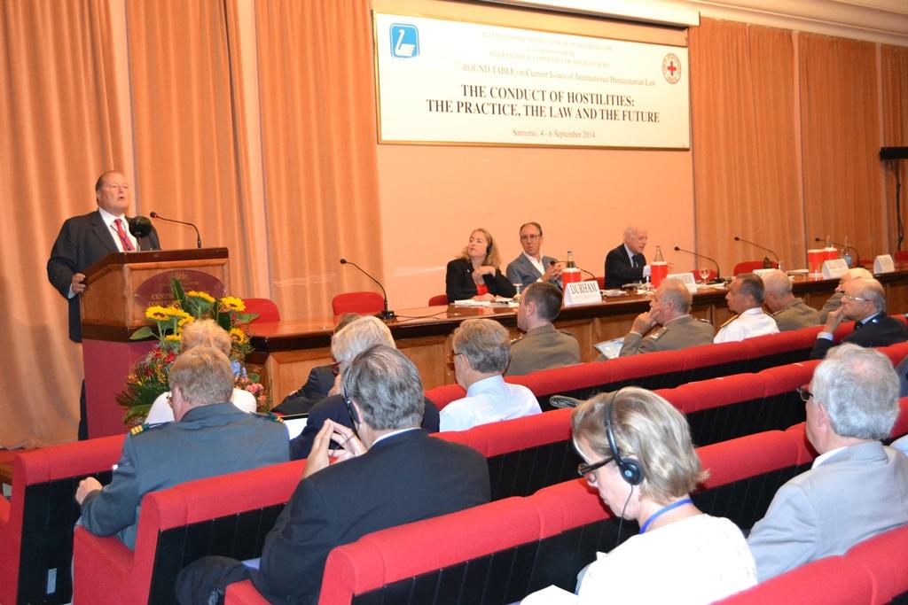 Sanremo – Istituto Internazionale di Diritto Umanitario