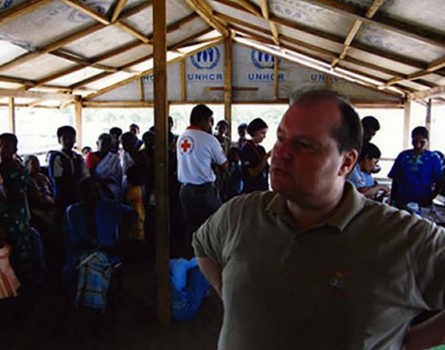Sri Lanka visita alle attivita della C.R.I. a Batticaloa