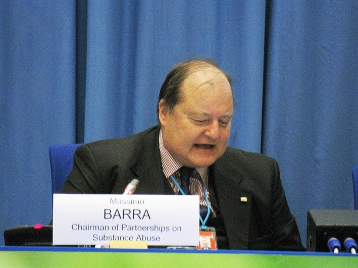 Vienna – marzo – Conferenza UNODC
