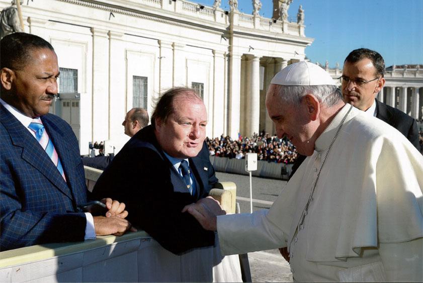 Visita in Vaticano – Dicembre roma