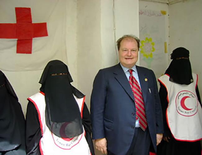 Yemen, visita al comitato della Mezza Luna Rossa di Socotra