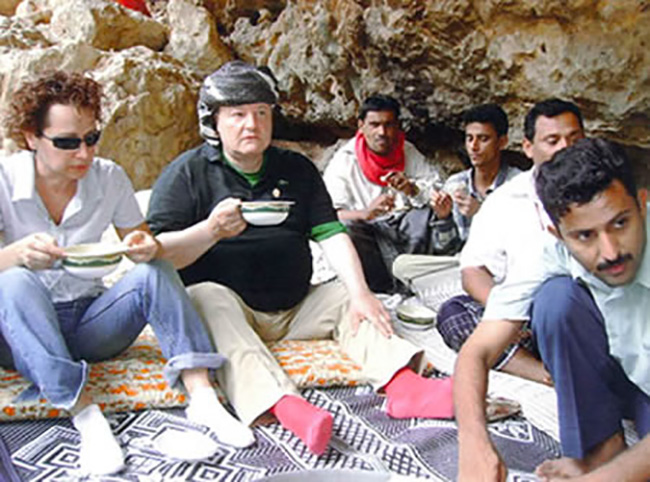 Yemen, visita al comitato della Mezza