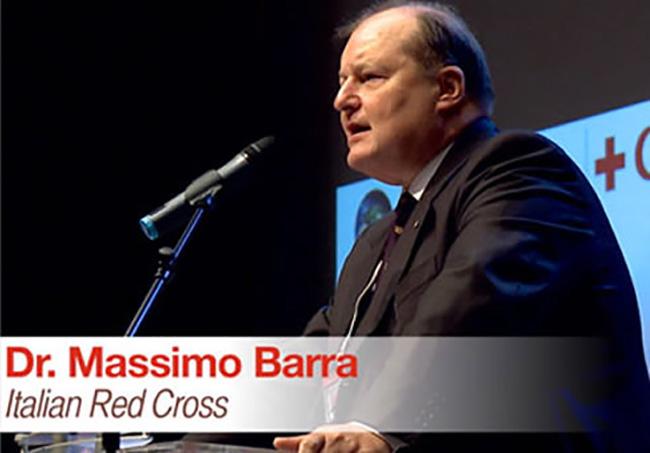 conferenza internazionale della Croce rossa e Mezza Luna Rossa
