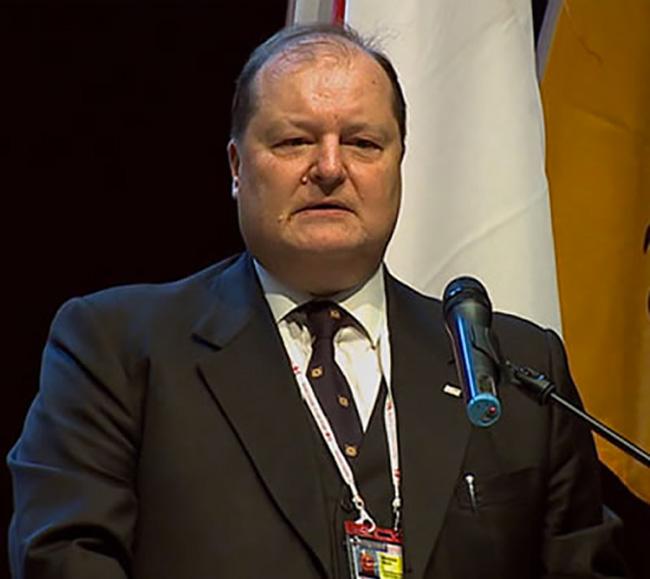inaugurazione della conferenza internazionale della Croce rossa e Mezza Luna Rossa